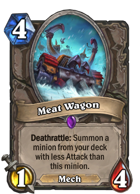 Meat Wagon Card Image