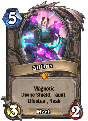Zilliax Card Image