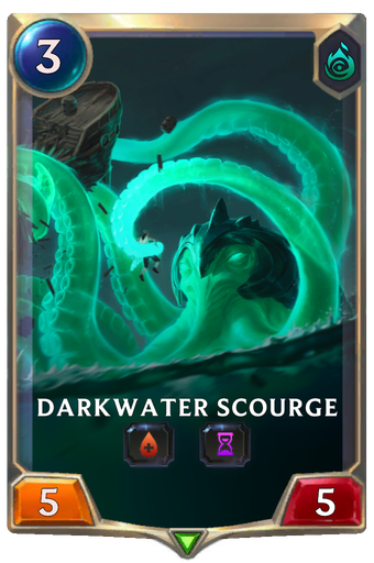 Darkwater Scourge Card Image