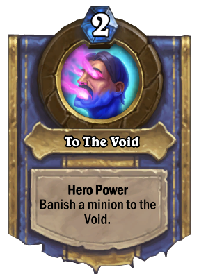 To The Void Card Image