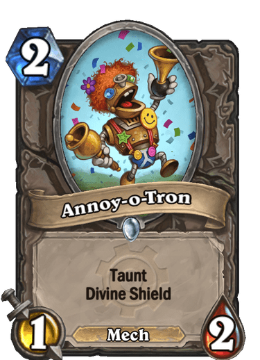 Annoy-o-Tron Card Image