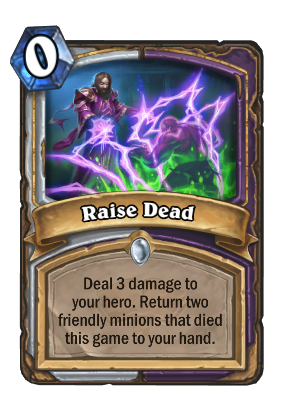 Raise Dead Card Image
