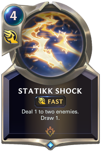 Statikk Shock Card Image