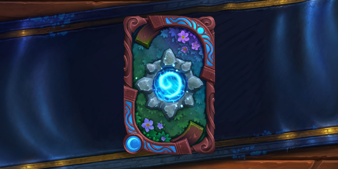"""A New Card Back is Coming to Hearthstone, But """"Moonlight Might"""" is Only Available in South Korea"""