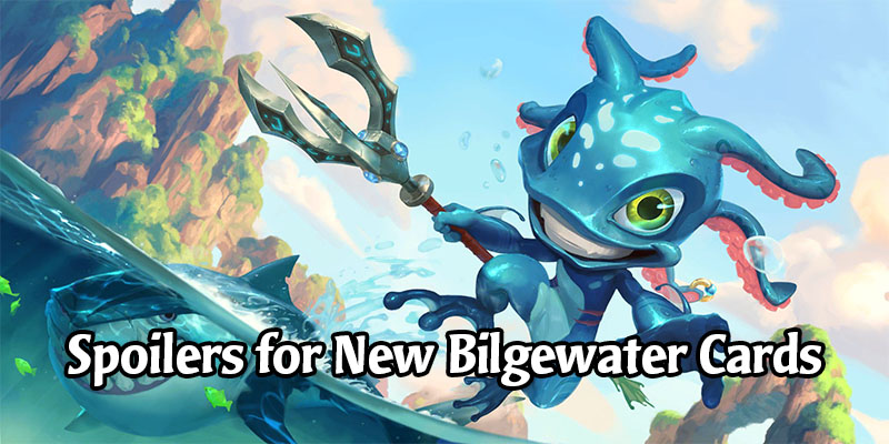 Fizz is Legend of Runeterra's Latest Champion - New Bilgewater Cards Revealed & Attune Mechanic