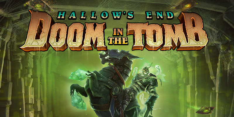 Doom in the Tomb Begins!