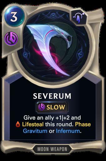 Severum Card Image