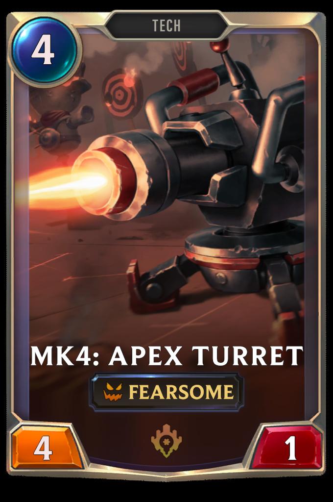 Mk4: Apex Turret Card Image
