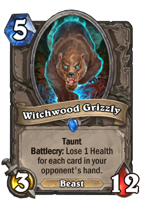 Witchwood Grizzly Card Image