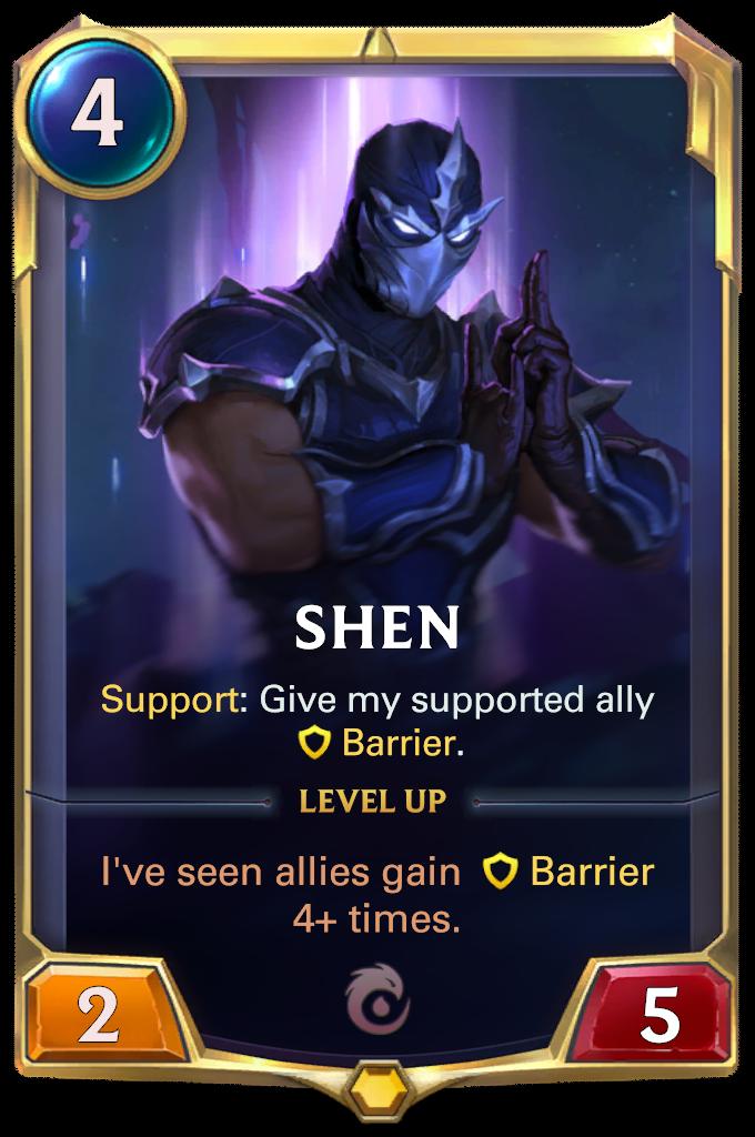 Shen Card Image