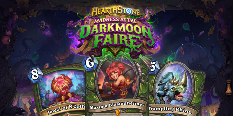 Our Thoughts on Hearthstone's Madness at the Darkmoon Faire Hunter Cards