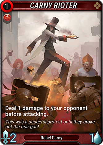 Carny Rioter Card Image