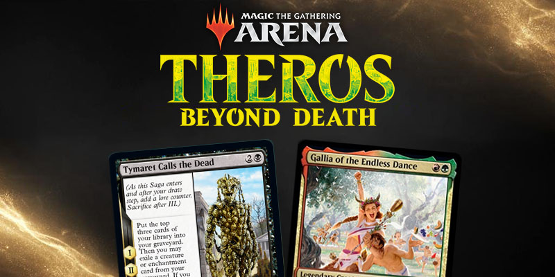 MTG Arena - Theros: Beyond Death Card Spoilers December 29