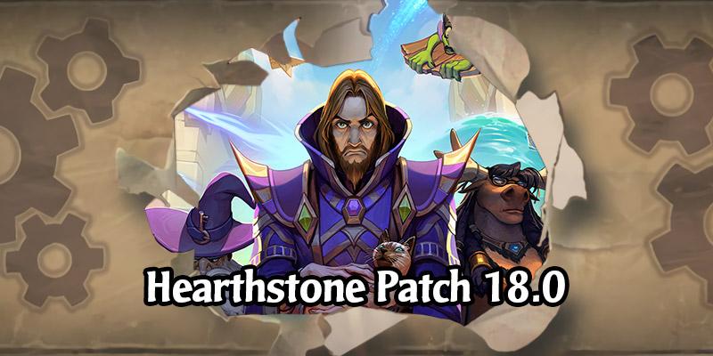 Hearthstone Patch 18.0 Notes - Scholomance Academy, Battlegrounds, Plenty of Bug Fixes