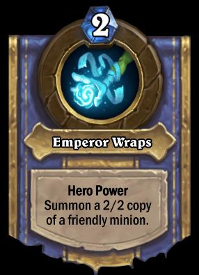 Emperor Wraps Card Image