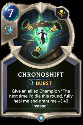 Chronoshift Card Image