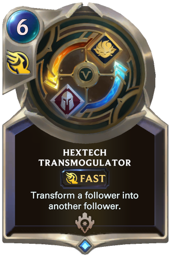 Hextech Transmogulator Card Image