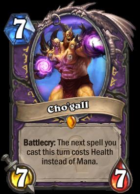 Cho'gall Card Image