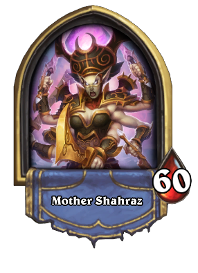 Mother Shahraz Card Image