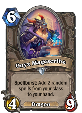 Onyx Magescribe Card Image