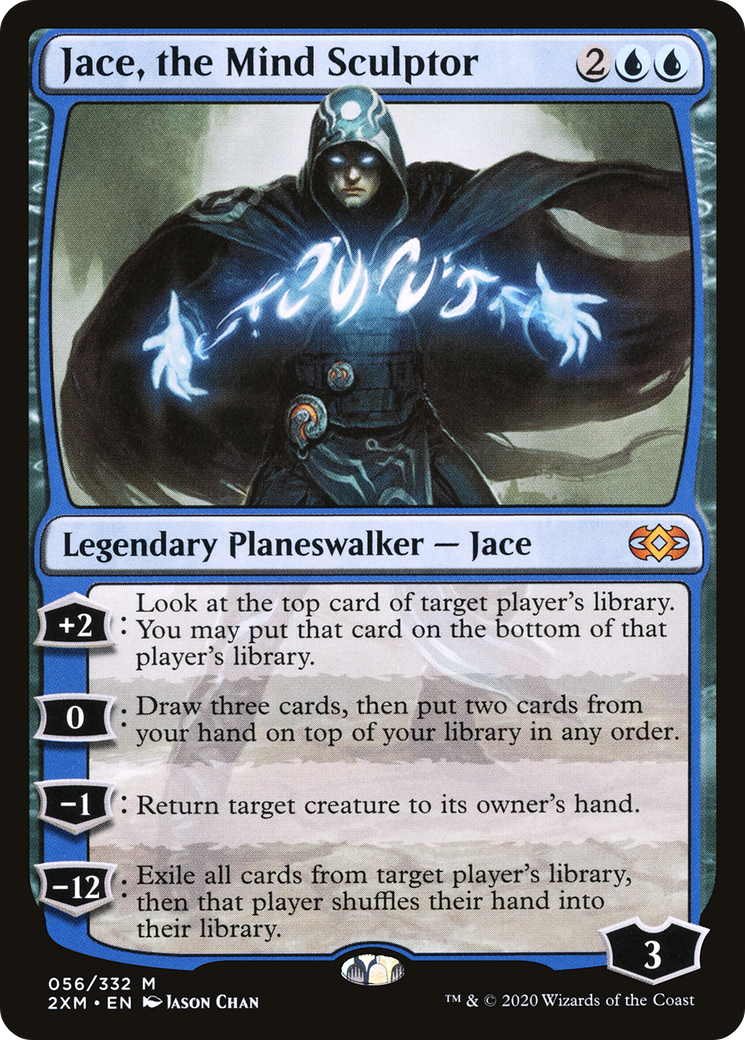 Jace, the Mind Sculptor Card Image