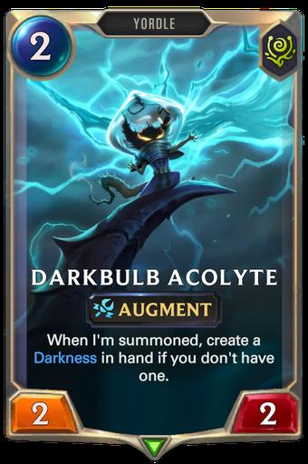 Darkbulb Acolyte Card Image