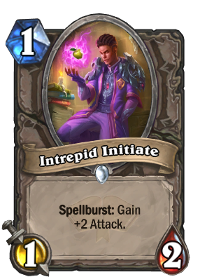Intrepid Initiate Card Image