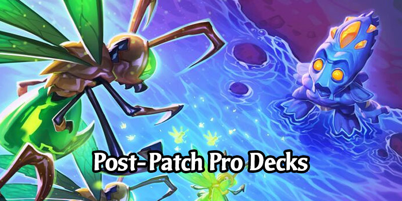 5 Great Decks Hearthstone's Pros Have Been Playing Since This Week's Patch