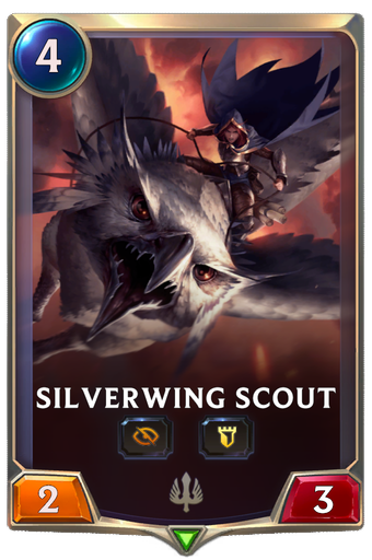 Silverwing Scout Card Image