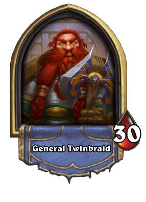 General Twinbraid Card Image