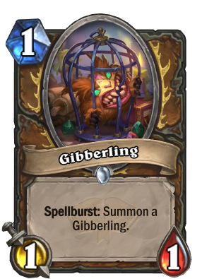 Gibberling Card Image