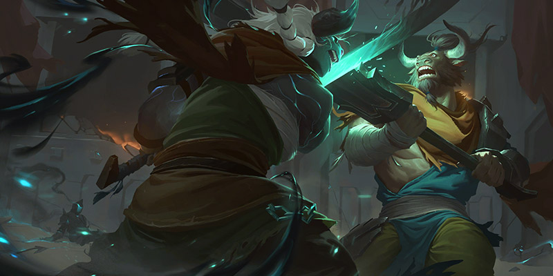Two New Noxus Follower Cards Revealed for Legends of Runeterra's Upcoming Ruination Event