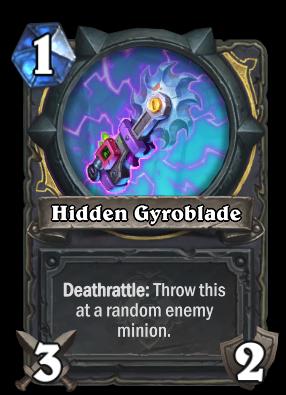 Hidden Gyroblade Card Image