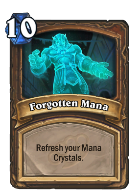 Forgotten Mana Card Image