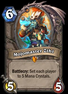 Mojomaster Zihi Card Image