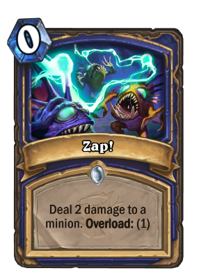 Zap! Card Image