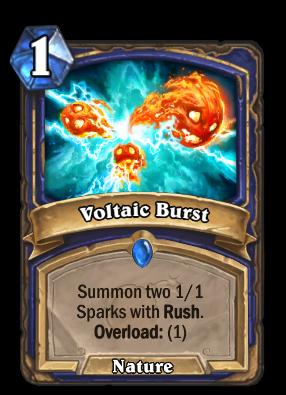 Voltaic Burst Card Image