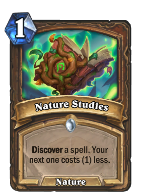 Nature Studies Card Image