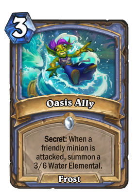 Oasis Ally Card Image