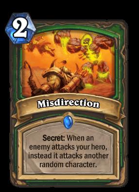 Misdirection Card Image