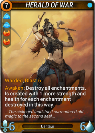 Herald of War Card Image