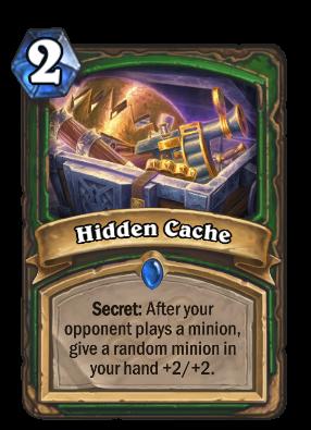 Hidden Cache Card Image