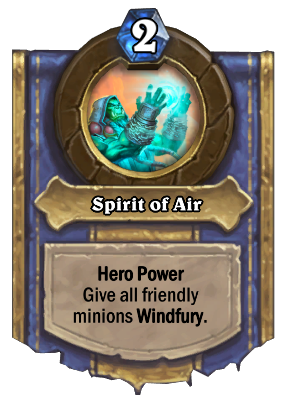 Spirit of Air Card Image
