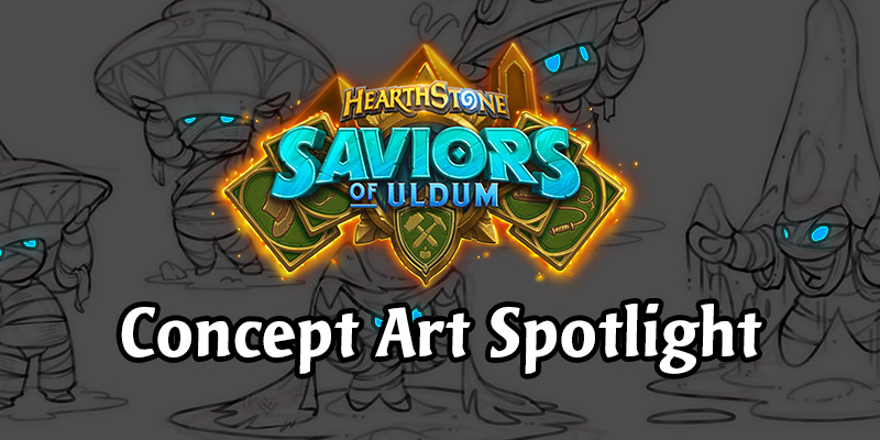 Uldum Essentials - Concept Art Spotlight