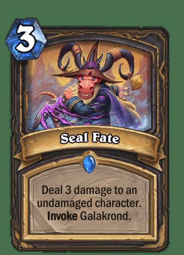 Seal Fate Card Image