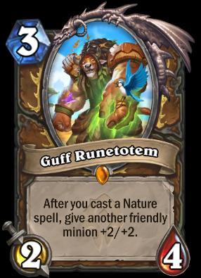 Guff Runetotem Card Image