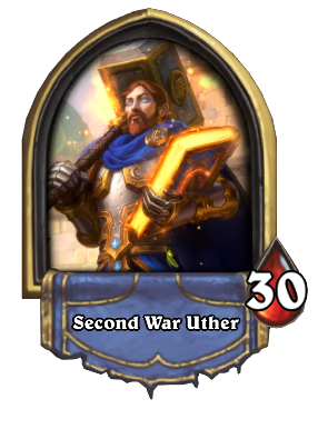 Second War Uther Card Image