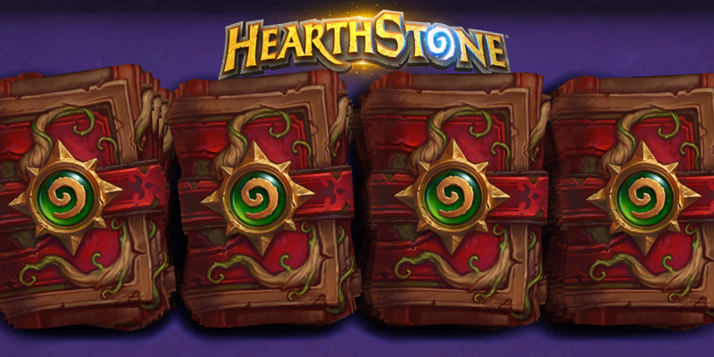 Standard and Wild Packs to be Purchasable in the Hearthstone Shop Like Normal Expansion Packs
