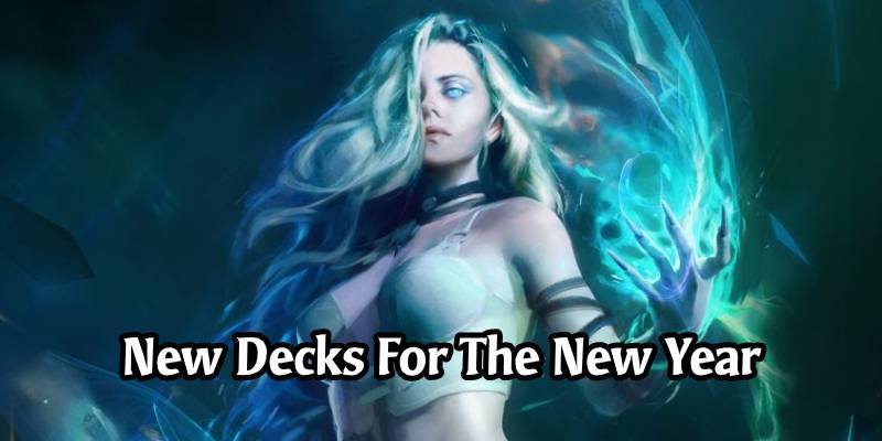 The Mythgard Featured Decks Have Been Updated For The New Year