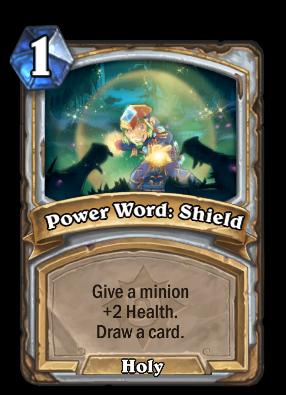 Power Word: Shield Card Image
